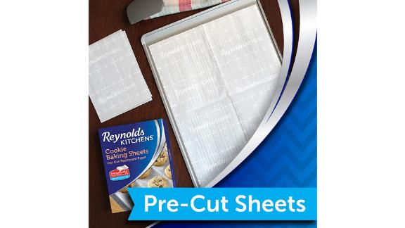 Reynolds Kitchens Nonstick Baking Parchment Paper Sheets