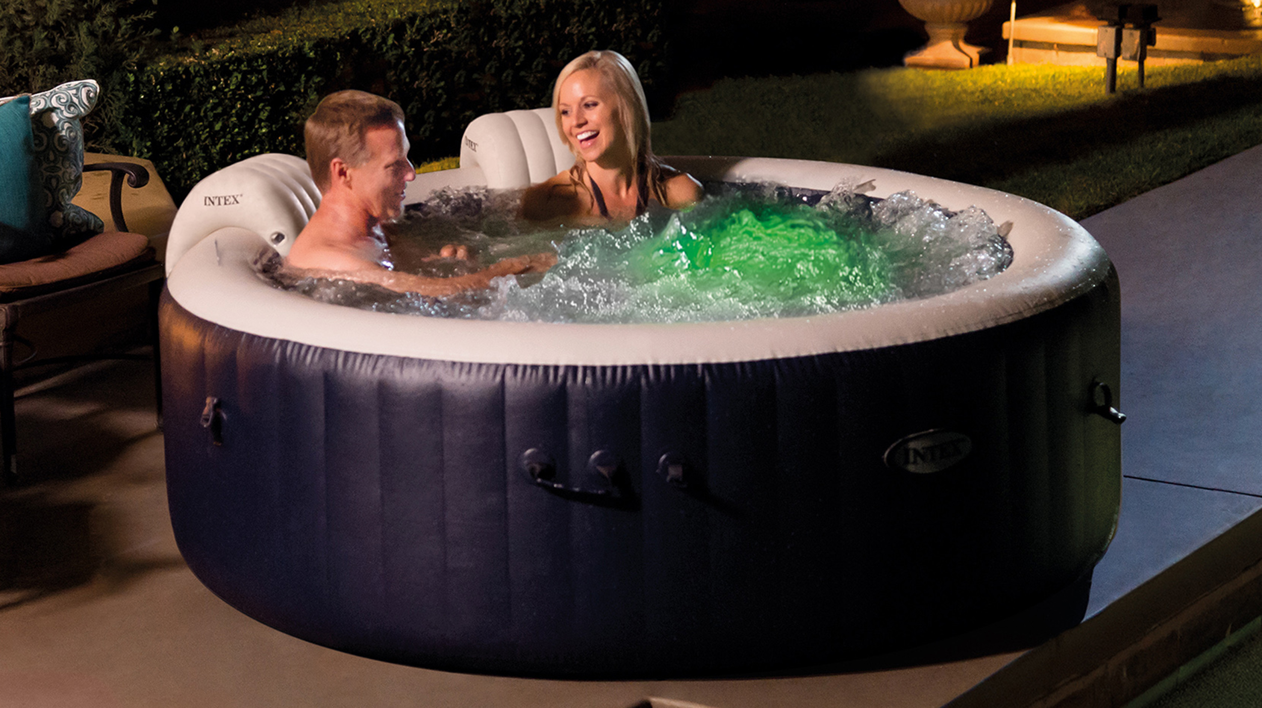 Best Inflatable Hot Tubs 2020 Coleman Intex And More Cnn Underscored