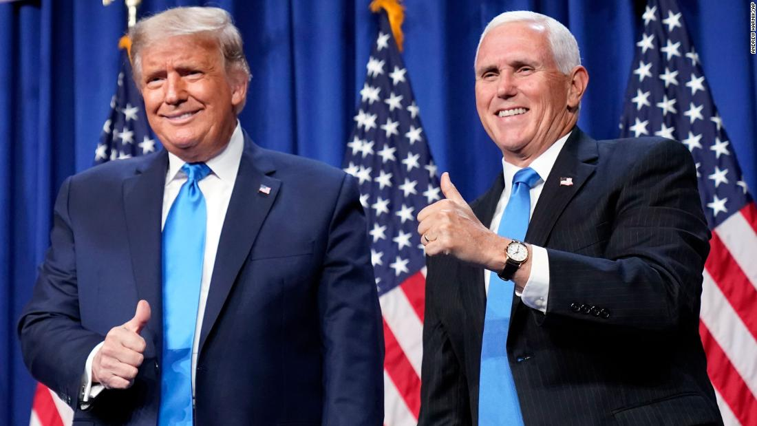 Trump and the GOP look to change the 2020 narrative on the first night of Republican convention – CNN