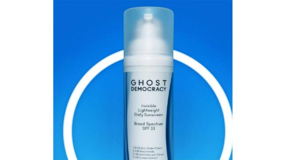 Invisible Lightweight Daily Face Sunscreen SPF 33