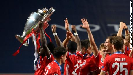 Could Bayern Munich be just the second team to win back-to-back Champions League titles?