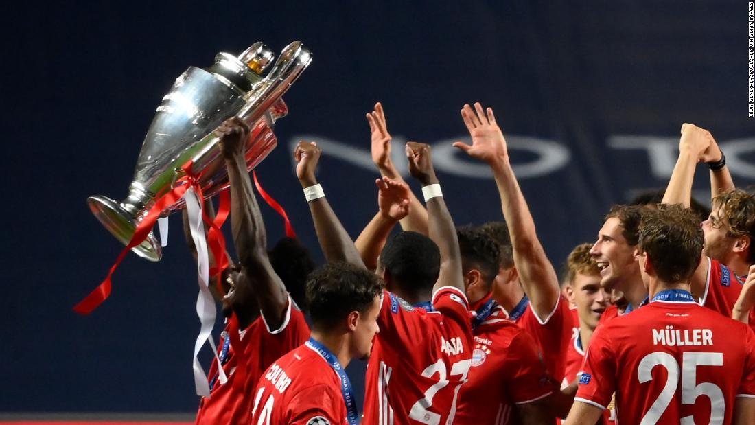 Champions League Bayern 2021