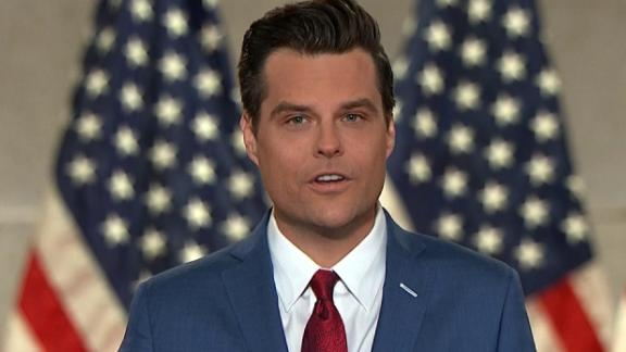 Image for House Ethics Committee to investigate Matt Gaetz