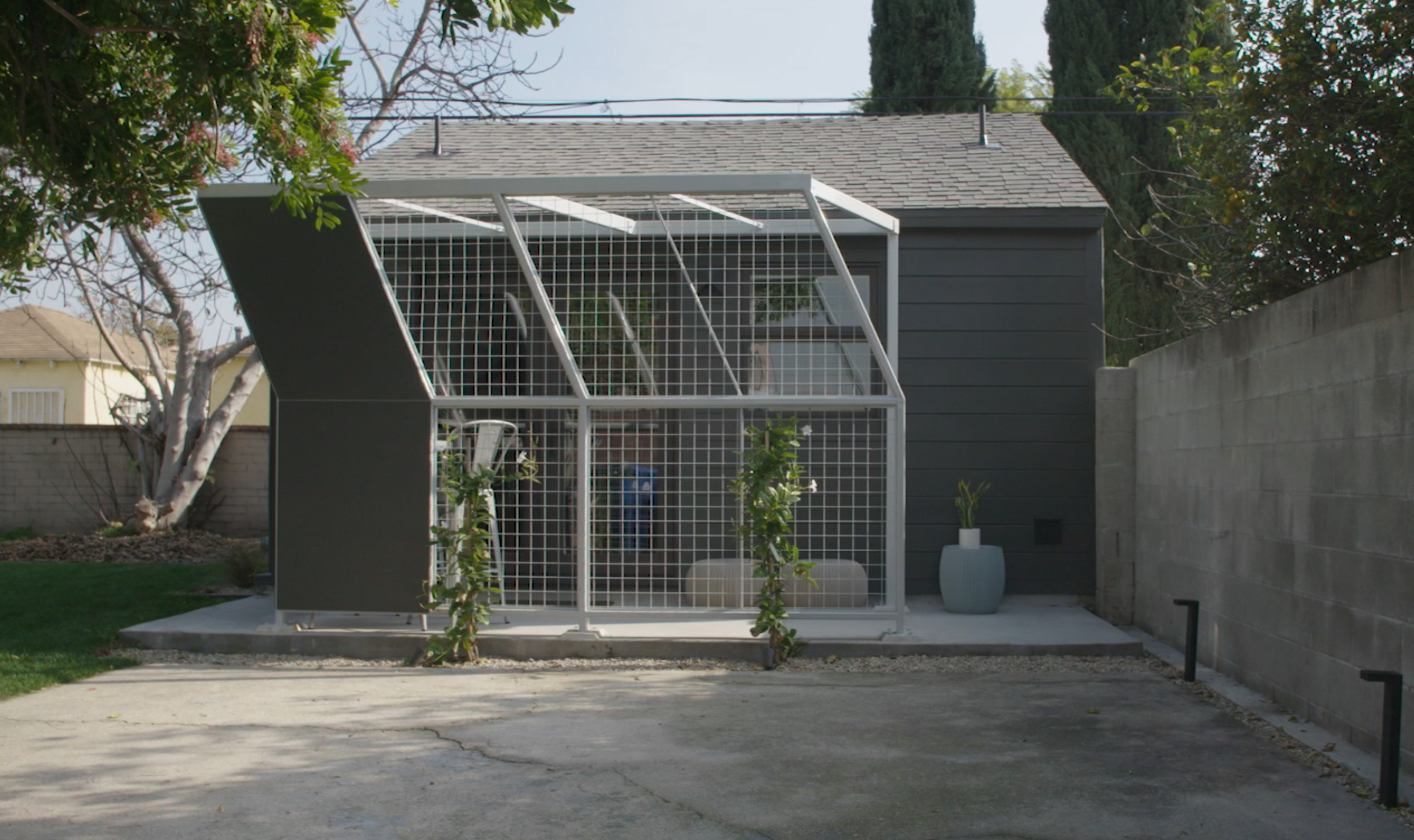 large garages garage company