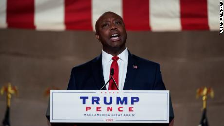 Tim Scott delivers powerful speech on race and the 'America's promise'