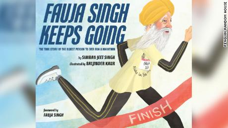 """Fauja Singh Keeps Going"" tells the story of Sikh centenarian Fauja Singh, who in 2011 became the oldest person believed to have run a marathon."