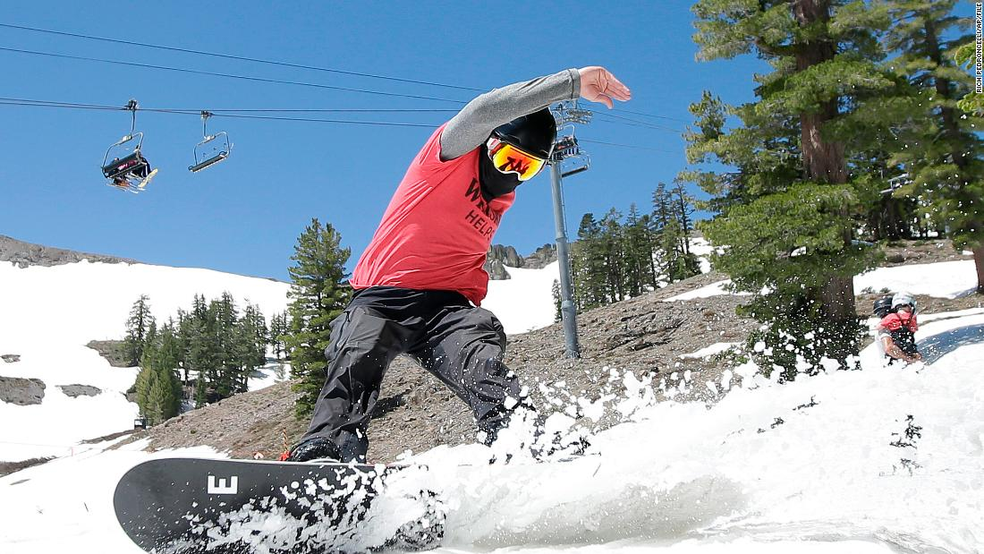 Olympic skiing venue Squaw Valley Resort changes its 'racist, sexist name'