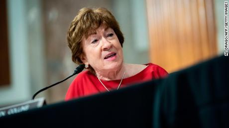 Polls show Susan Collins below 50% support in Maine