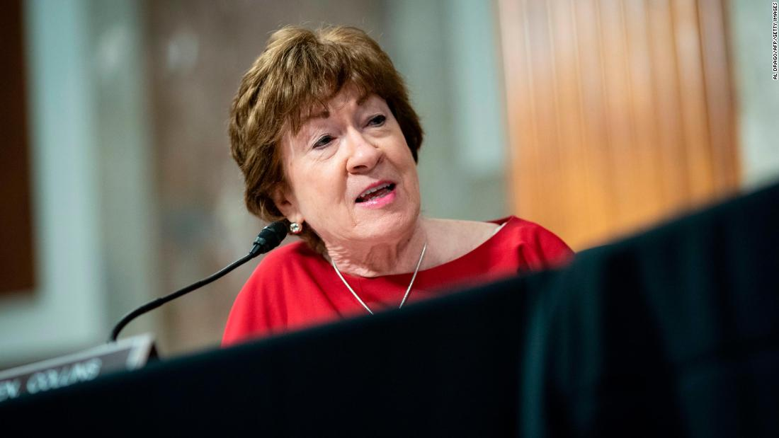Susan Collins: Polls show senator below 50 percent support in Maine race