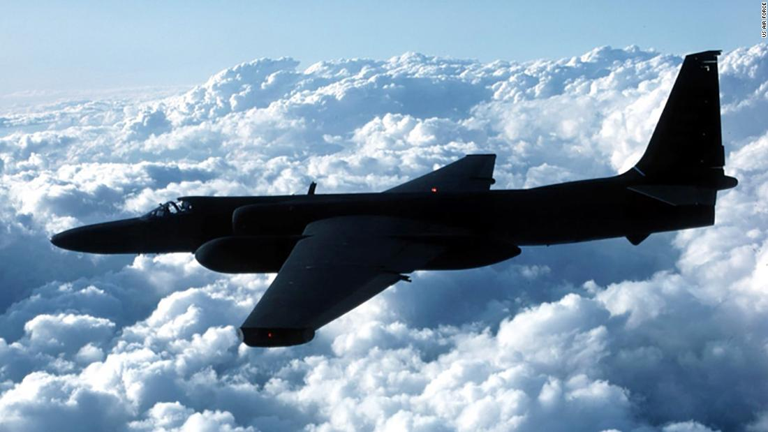 China says US U-2 spy plane disrupted its military exercises - CNN