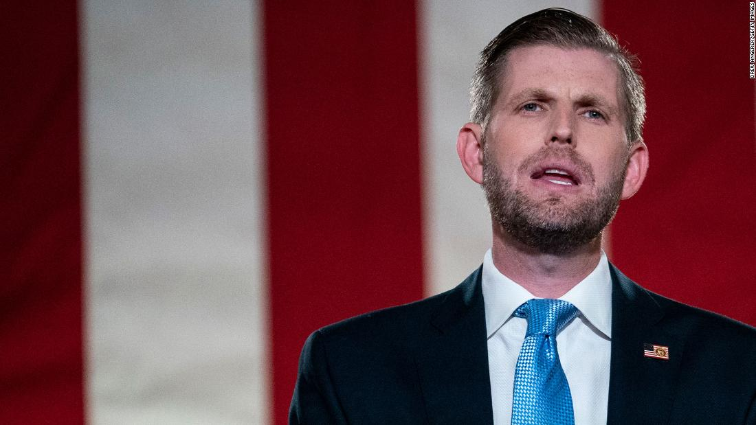 New York judge rules Eric Trump must sit for deposition before election thumbnail