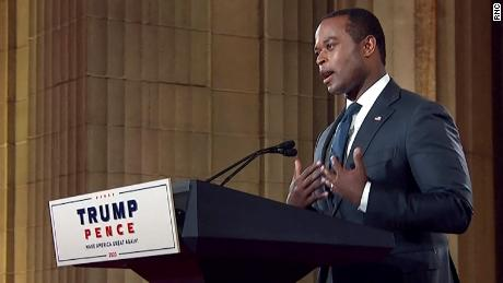 Analysis: Trump's actions speak louder than his diverse RNC lineup