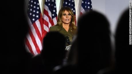 Melania Trump makes a stirring call for understanding and unity to close GOP convention's 2nd night