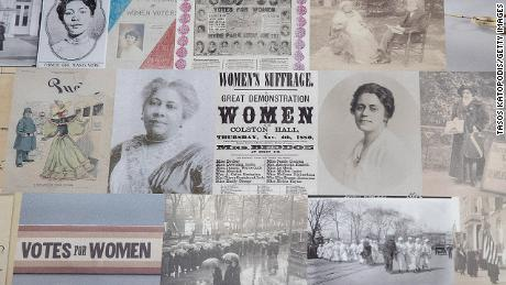 Trail-blazing women look ahead 100 years