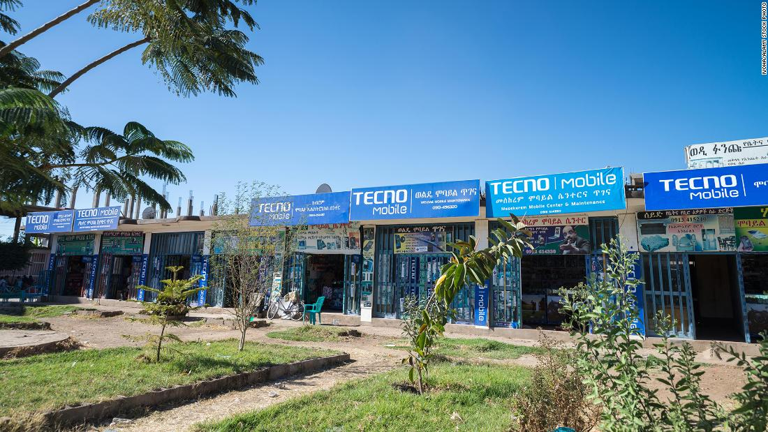 China's Tecno sold thousands of smartphones with malware in Africa
