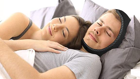 Youn Chin Strap for Snoring Solution