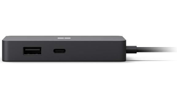 Microsoft USB-C Travel Hub With Power Passthrough