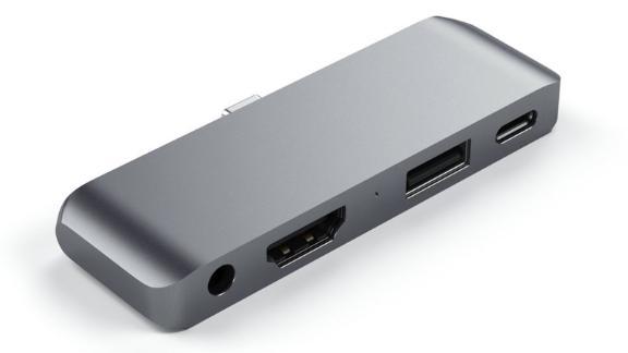 Aluminum USB-C Mobile Pro Hub