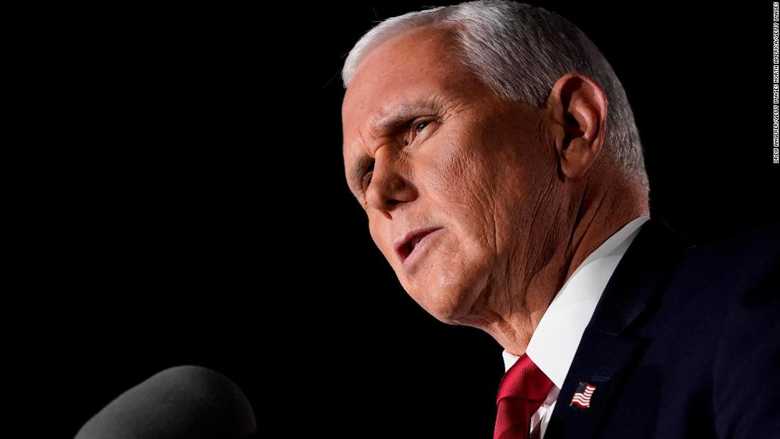 Pence will no longer hold fundraiser with QAnon supporters