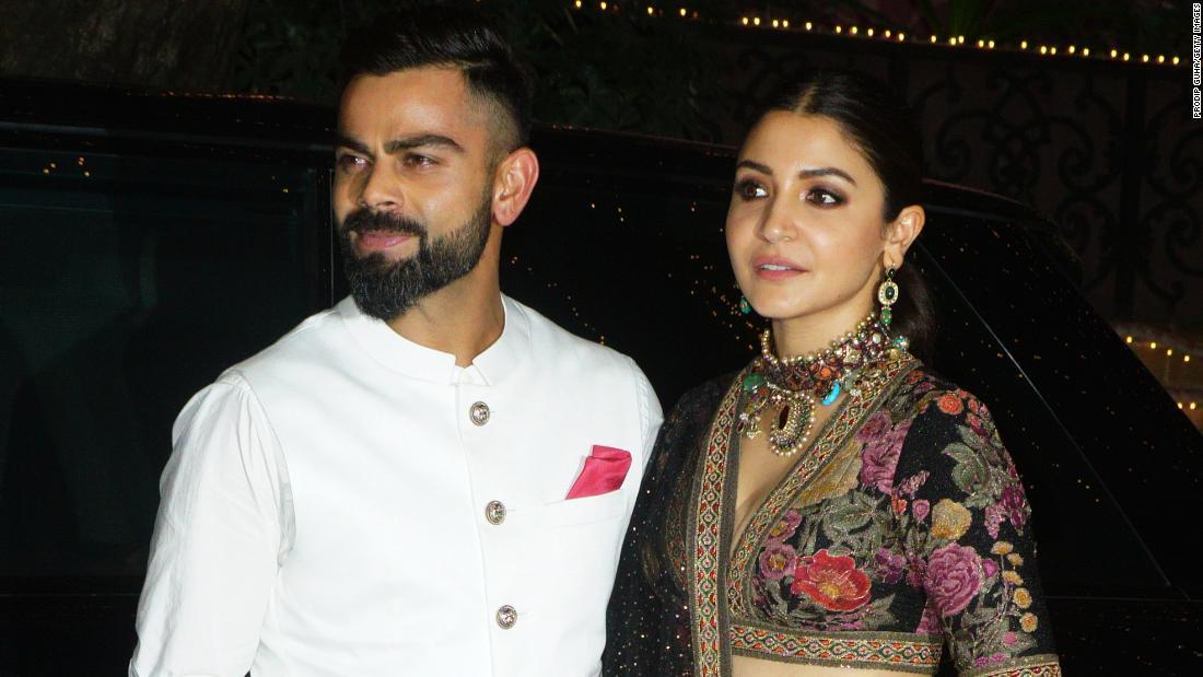 Anushka Sharma and Virat Kohli are expecting - CNN