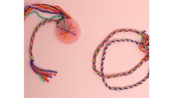 StitchingMeSoftly Friendship Bracelet-Making Kit