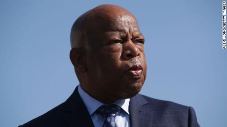 Rep. John Lewis organized sit-ins in Nashville as a college student from 1959 to 1960.