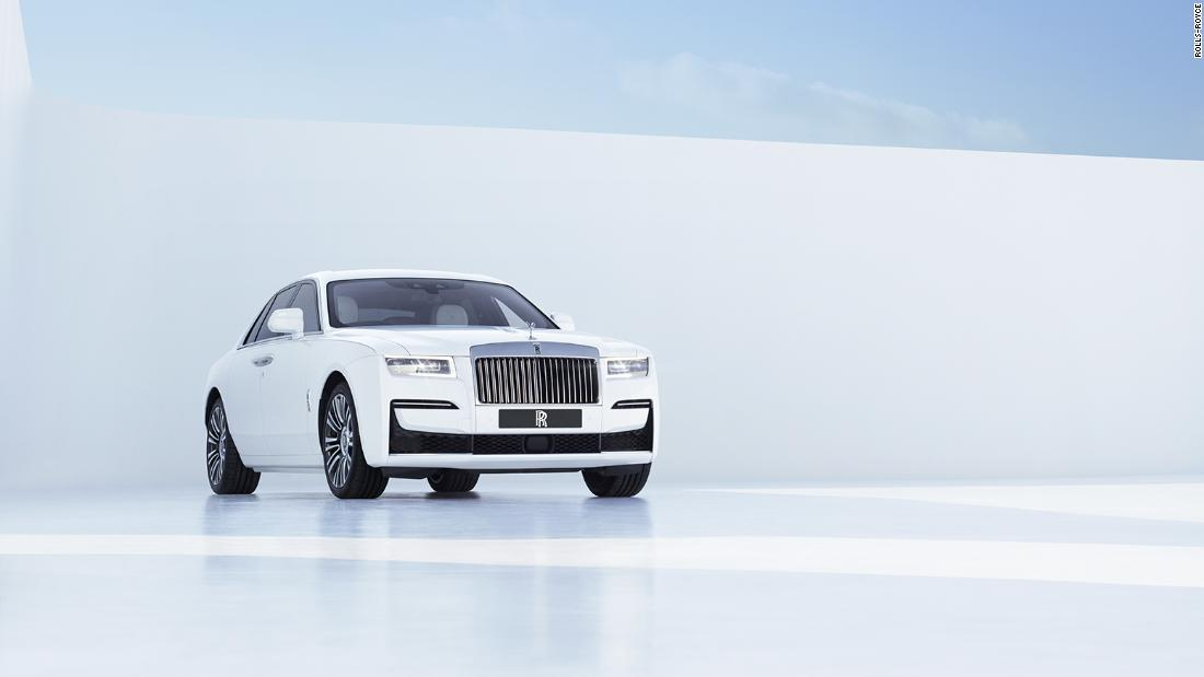 The Rolls Royce Ghost Was So Eerily Quiet Inside The Engineers Had To Make It Louder Cnn