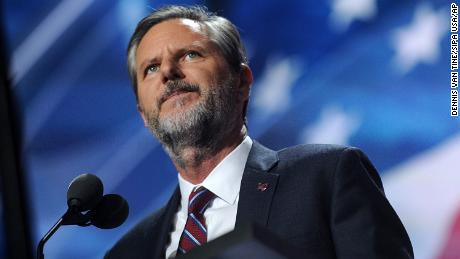 Jerry Falwell Jr.'s fatal miscalculation