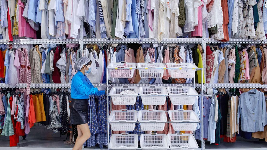 What's driving China's burgeoning second-hand fashion market?