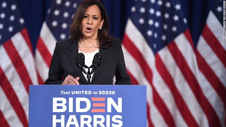 Harris' goal in vice presidential debate: Focus on Trump, not Pence