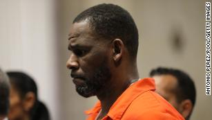 R. Kelly's sixth attempt at being released on bail is denied