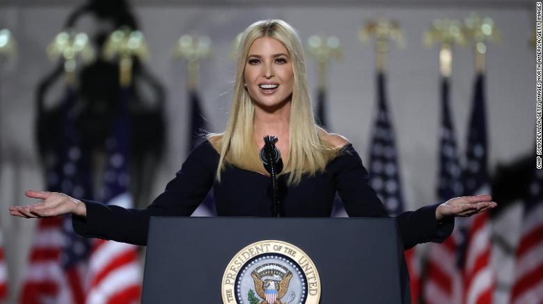 Ivanka Trump adds campaign surrogate to portfolio