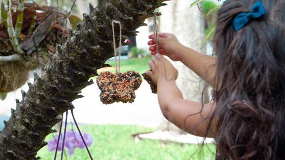 MelaoCo DIY Kids Bird Feeders