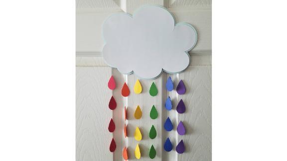 PicksAndStones Dry-Erase Rainbow Drops Kit