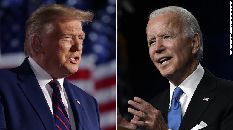 Kenosha trips and veteran comments drive conversation around Trump and Biden