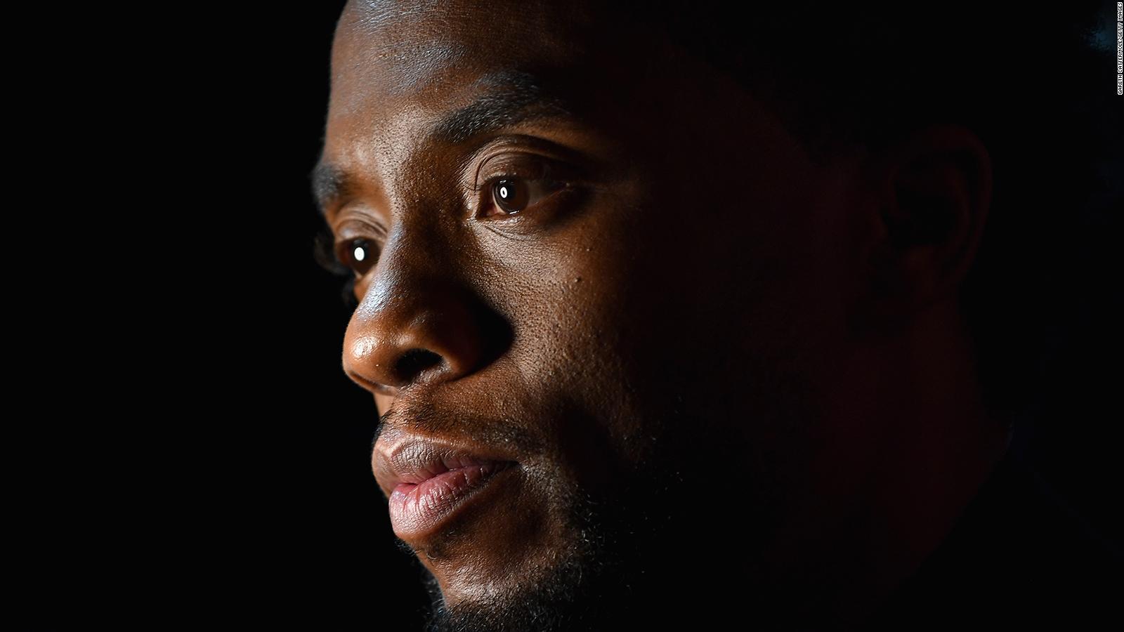 Chadwick Boseman Black Panther Star Has Died Cnn