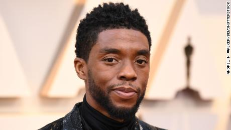 Friends and co-stars pay tribute to 'Black Panther' star Chadwick Boseman