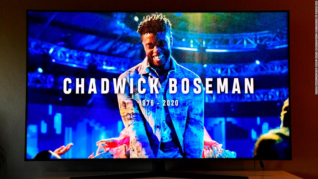 Chadwick Boseman Lady Gaga and performances spotlighted at MTV VMAs – CNN