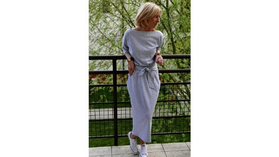 SistersBrand Nina Maxi Dress