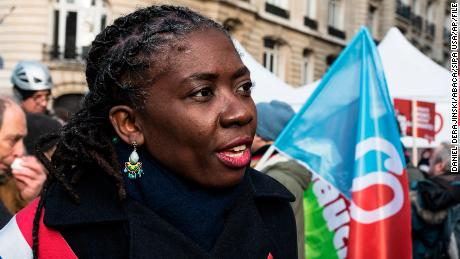 Daniele Obono is a left-wing member of the National Assembly.
