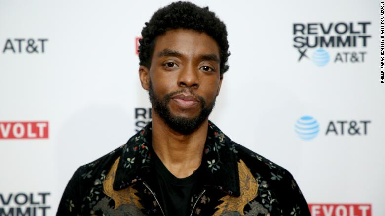 Chadwick Boseman receives posthumous 'Hero for the Ages' award at MTV Movie & TV Awards