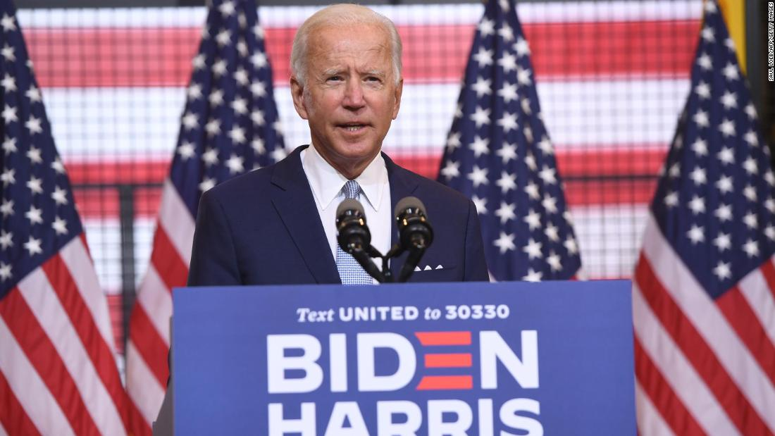'I support Joe Biden's pro-science agenda': 81 Nobel laureates endorse Biden for president – CNN