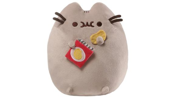 Gund Pusheen Snackables Cat Plush Stuffed Animal