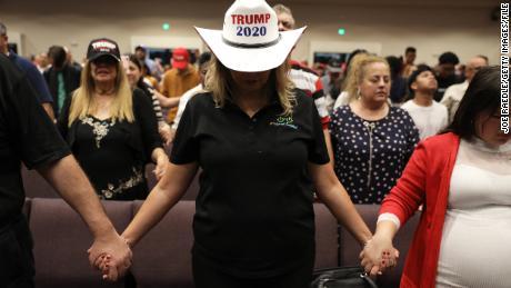 White evangelicals after Trump: What now?