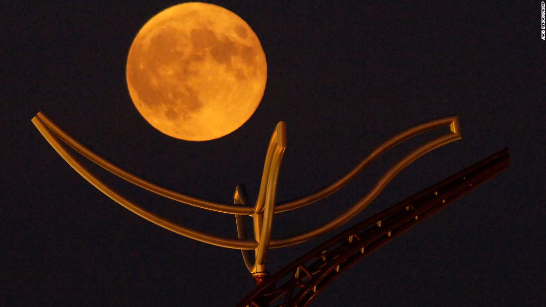 Full Corn Moon 2020: Best times to view – MSN Money
