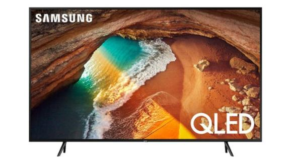 Samsung 65-Inch Q60 QLED 4K Smart TV