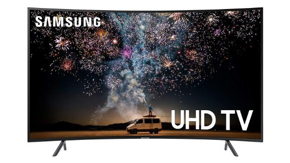 Samsung Curved 65-inch 7 Series 4K Smart TV