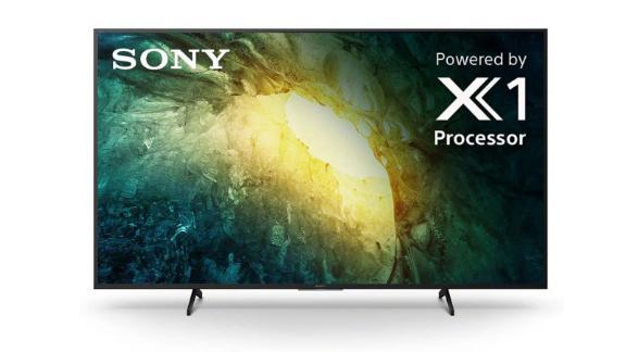 Sony X750H 55-Inch 4K Ultra Smart TV