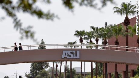 A group of Republican students at Arizona State University is raising funds to defend the Kenosha shooting suspect
