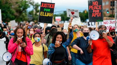 Elijah McClain's case gained attention again this summer when protesters demanded action.